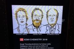 Nobel Museum, Stockholm, Dec 2018