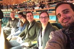 Miguel Alcalde, Yu Kawamata, Jenny Kan, Martin Enqvist, Sabine Brinkmann-Chen, Javier Murciano-Calles