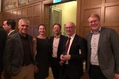 Miguel Alcalde, Sabine Brinkmann-Chen, Volker Sieber,  Bernhard Hauer, Stephan Hammer