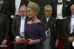 Nobel Prize ceremony